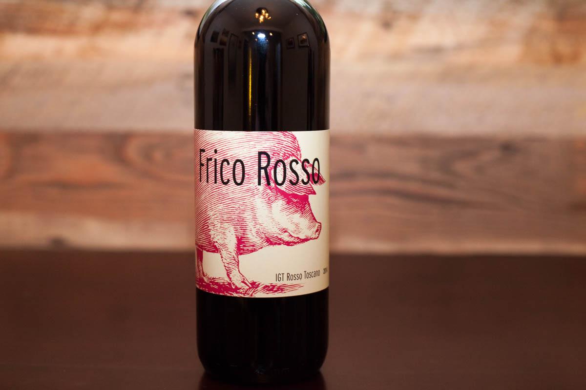 2014 Scarpetta Wine Frico Rosso Toscano