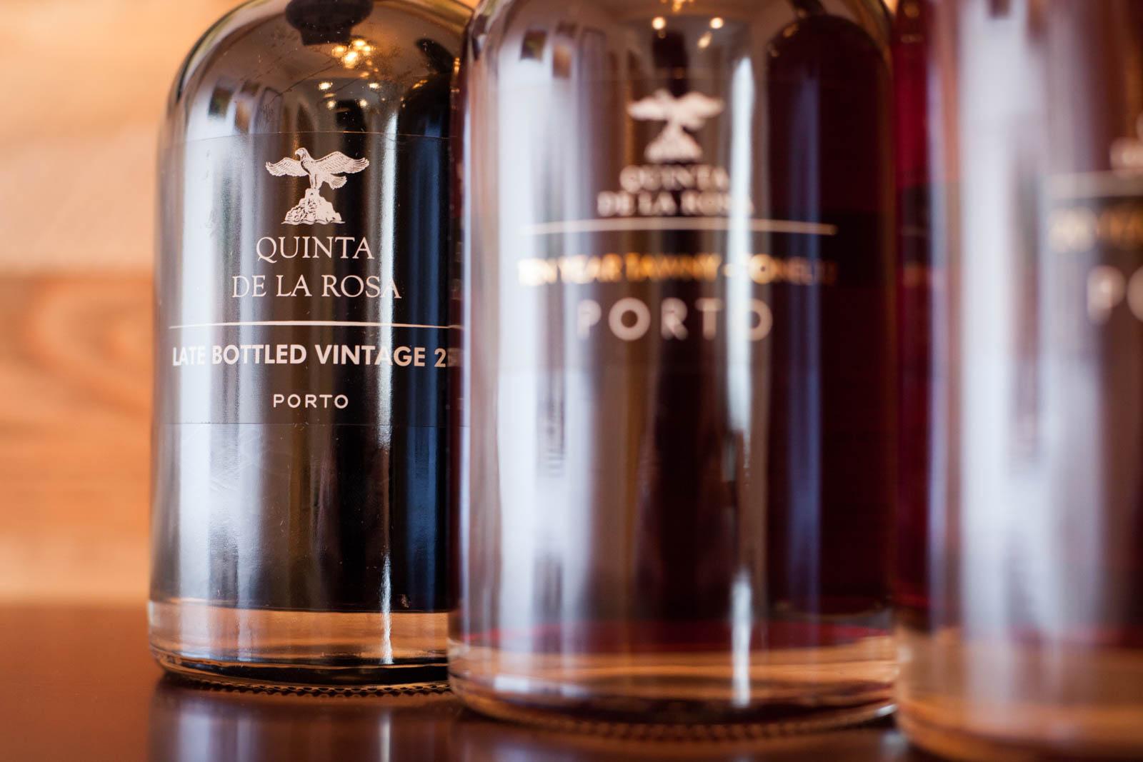 Quinta de la Rosa Port wine, Portugal
