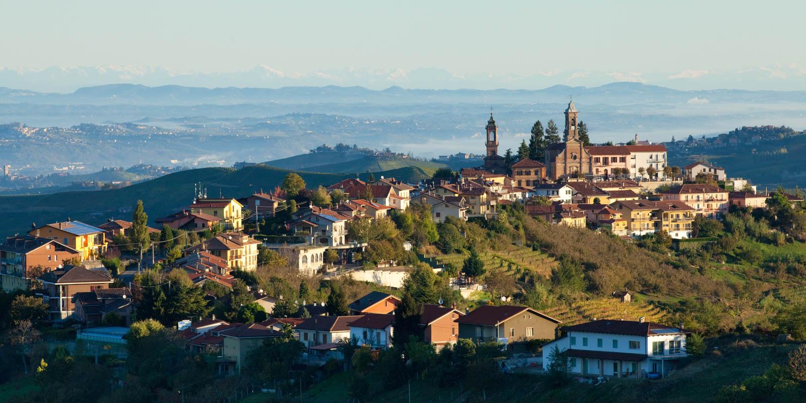 Montelupo Albese, Italy