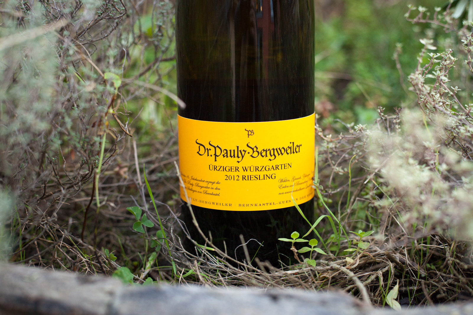 Wines of Dr. Pauly Bergweiler ©Kevin Day/Opening a Bottle