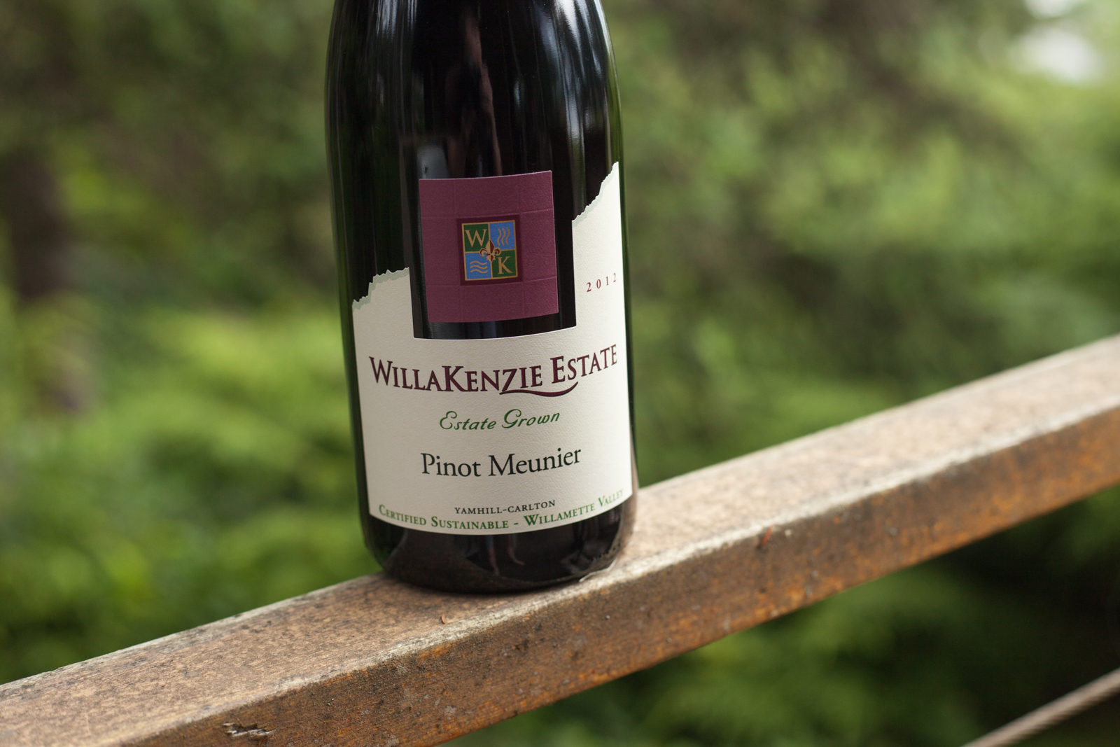 WillaKenzie Pinot Meunier ©Kevin Day / Opening a Bottle