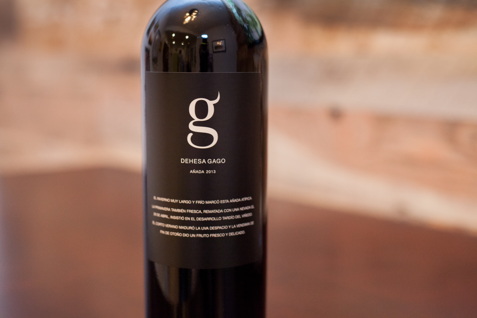 Dehesa Gago by Telmo Rodriguez, Spanish wine ©Kevin Day / Opening a Bottle