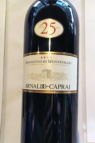 Arnaldo Caprai Sagrantino di Montefalco