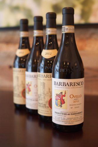 Produttori del Barbaresco wines; Ovello