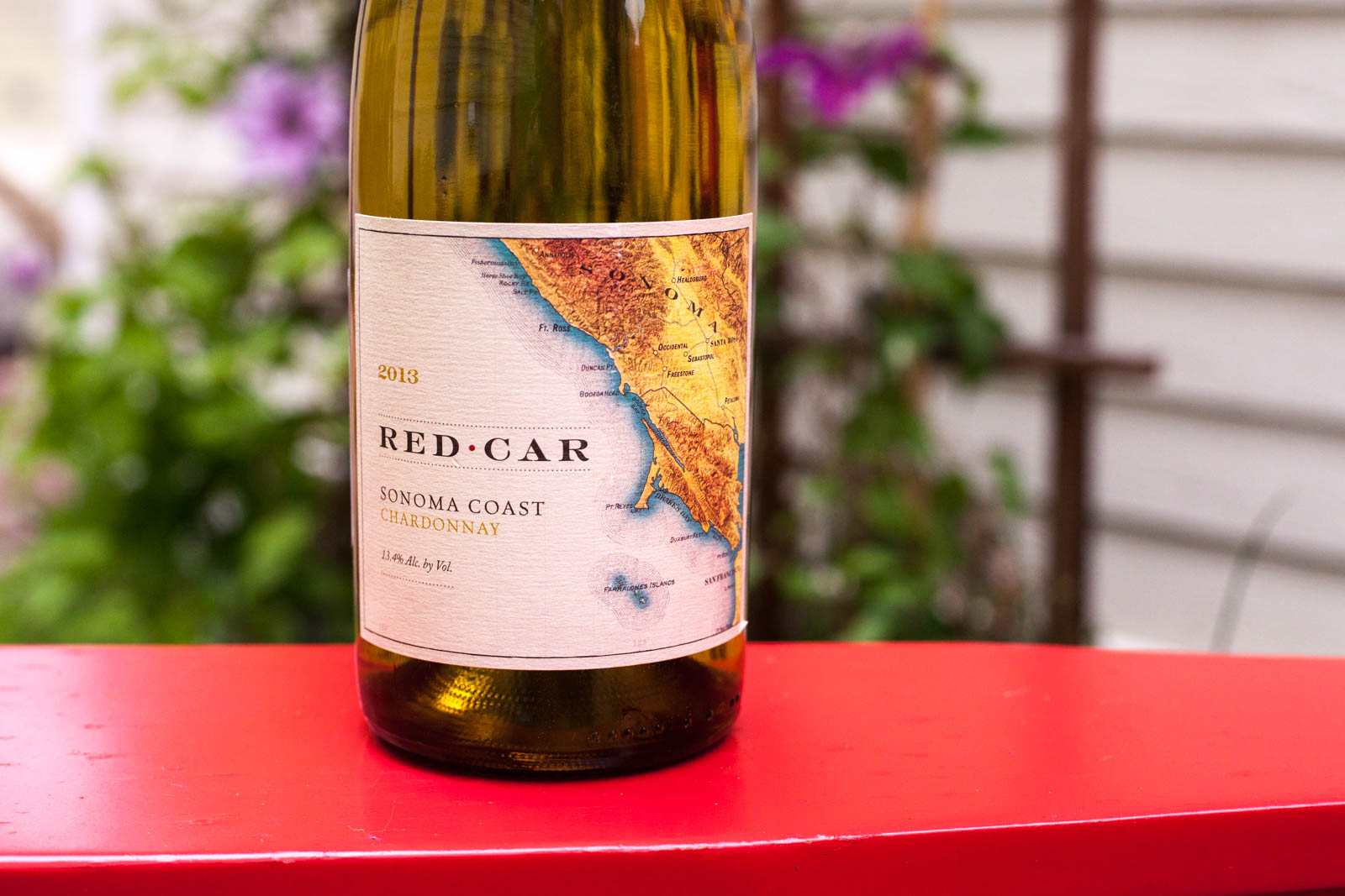 2013 Red Car Sonoma Coast Chardonnay
