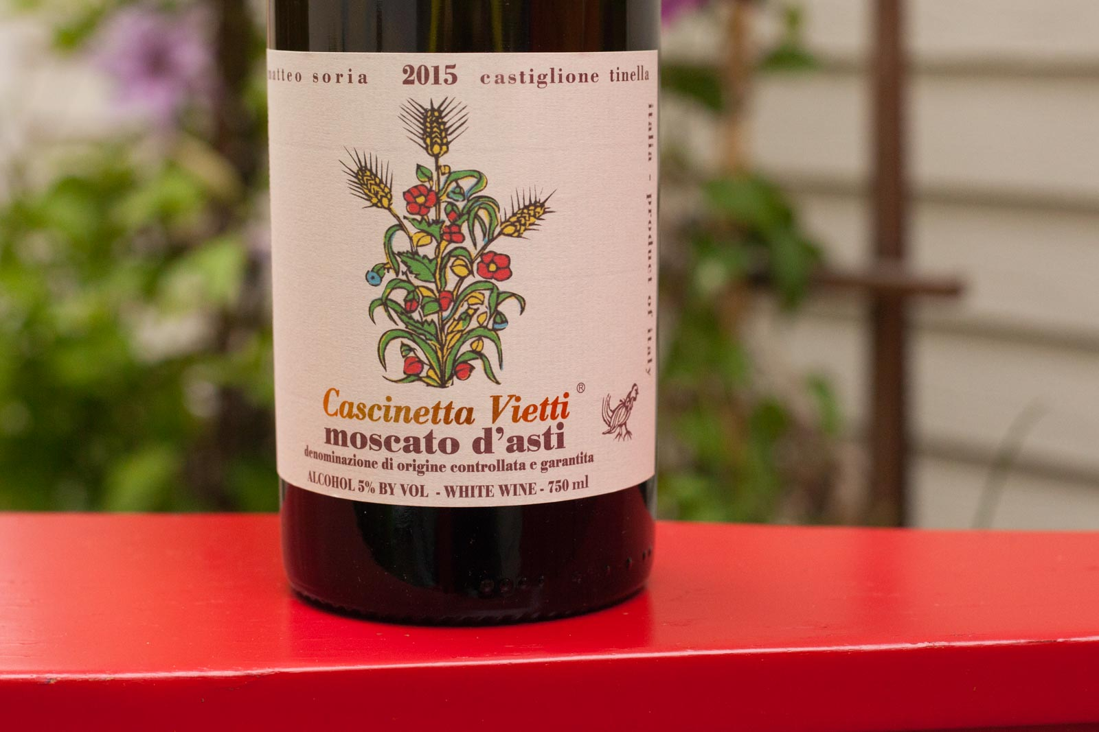 The Simple Joys of Moscato d'Asti