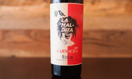 2014 La Maldita Rioja Garnacha, Top Value Red Wine of 2016