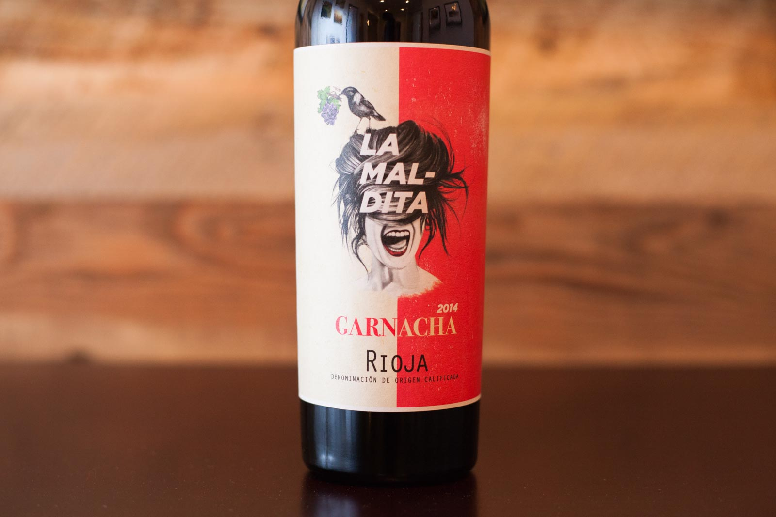 2014 La Maldita Rioja Garnacha, Top Value Red Wine of 2016