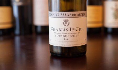 2014 Domaine Bernard Defaix Chablis 1er Cru Côte de Lechet