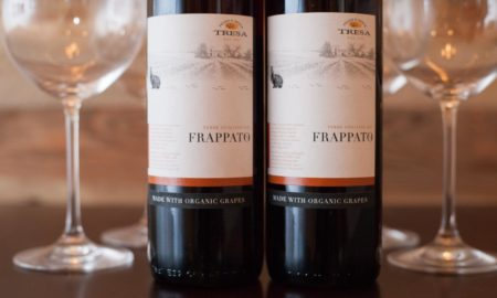2015 Fuedi di Santa Tresa Frappato: our pick for this year's Thanksgiving red wine