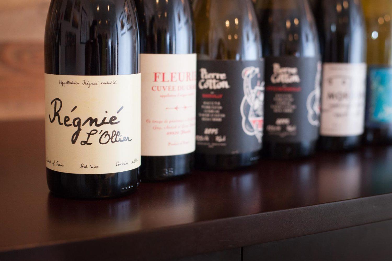 Beaujolais Cru and Beaujolais-Village wines: Régnié, Fleurie, Morgon, Brouilly, Côte de Brouilly