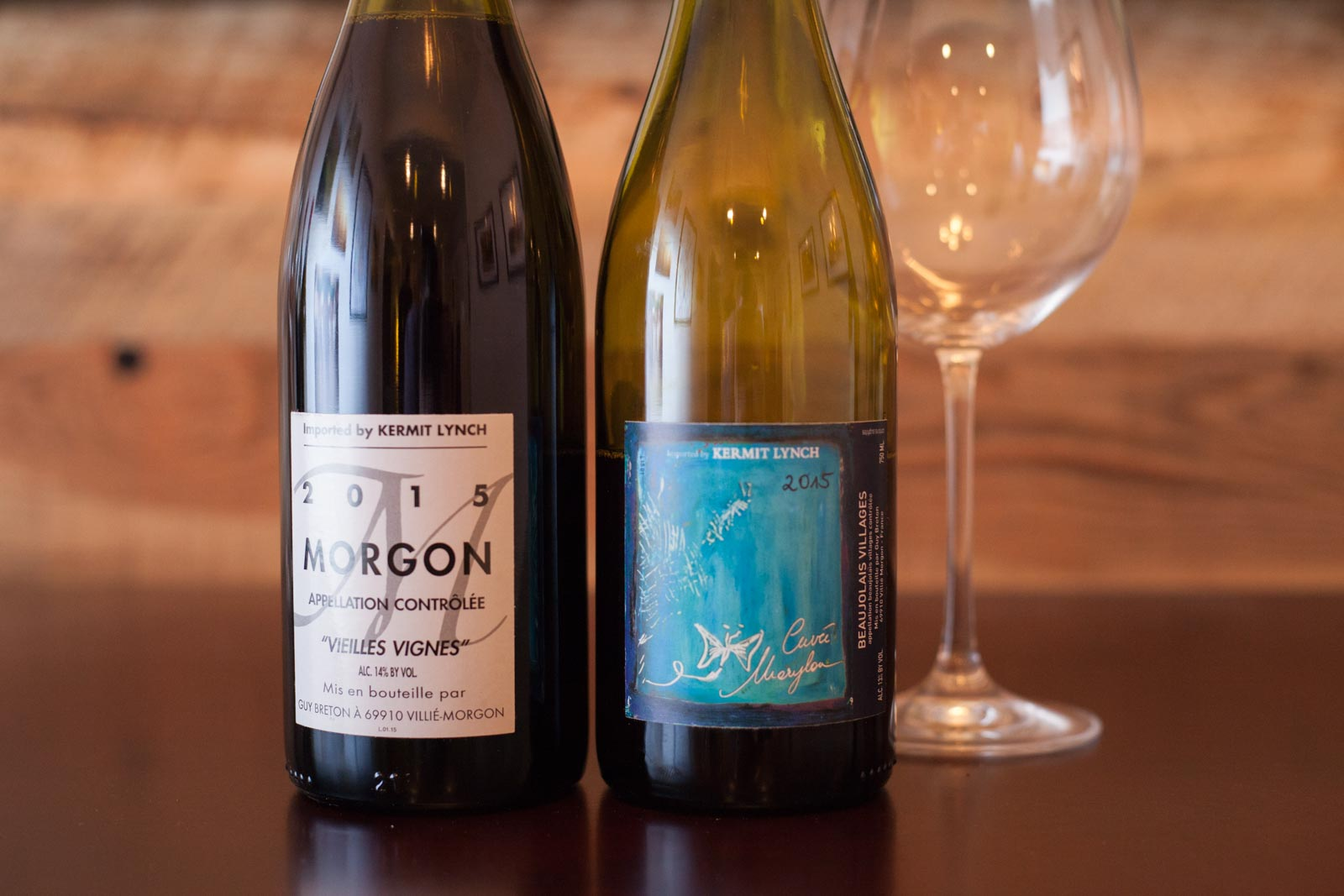 The wines of Guy Breton – Beaujolais-Villages, Morgon, Thanksgiving wines