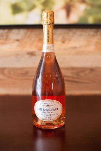 NV Besserat de Bellafon Cuvée des Moines Champagne Brut Rosé