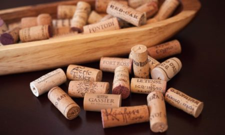 Best wines of 2016, Opening a Bottle, corks, ©Kevin Day