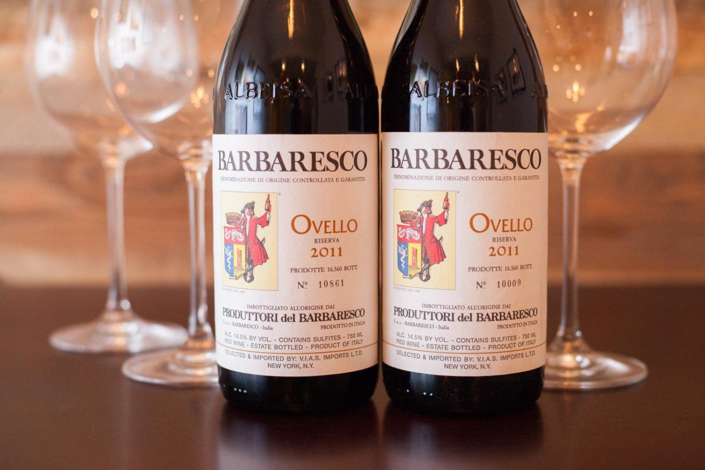 """2011 Produttori del Barbaresco """"Ovello"""" Riserva. ©Kevin Day/Opening a Bottle"""