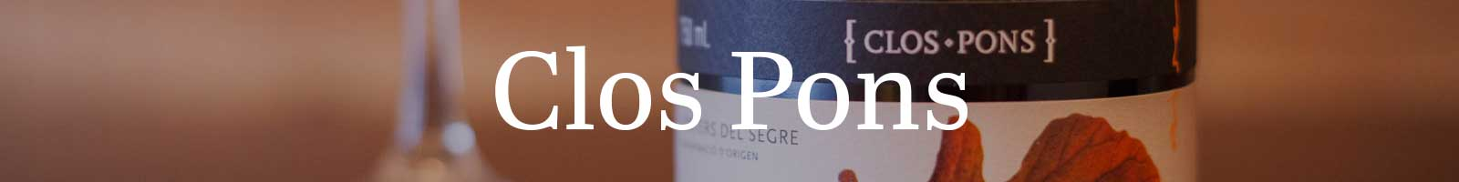 Clos Pons - Essential Winemaker of Spain