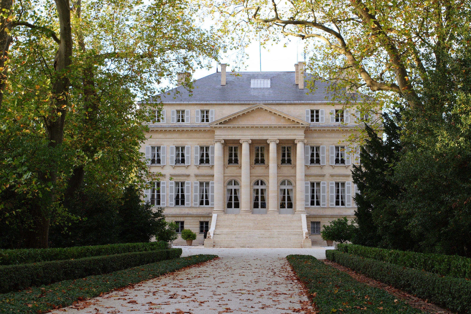 The legendary First-Growth estate of Chateau Margaux makes easily the most famous wine from Margaux.