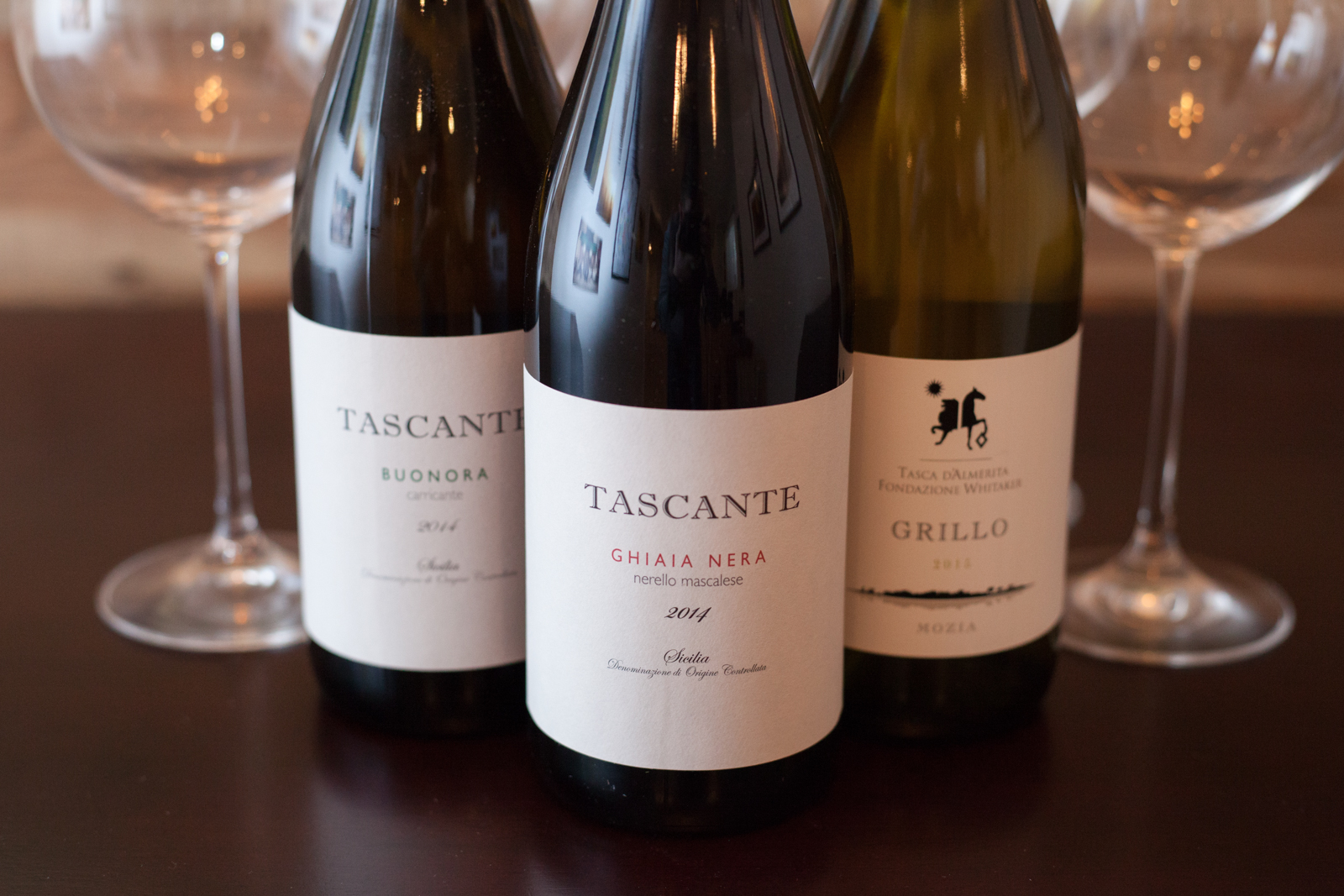 Wines of Tasca d'Almerita Tascante ©Kevin Day/Opening a Bottle