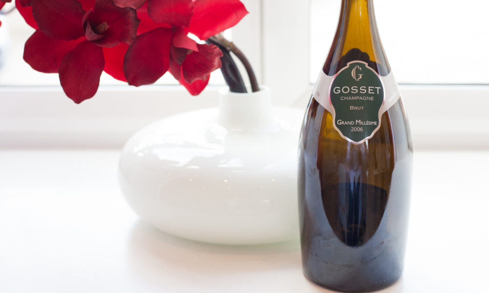 Champagne Gosset ©Kevin Day/Opening a Bottle