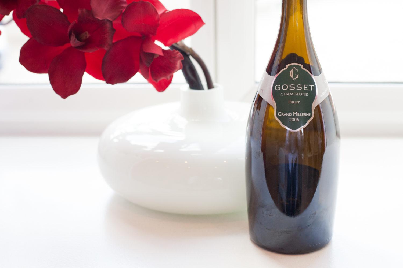 2006 Champagne Gosset Grand Millésime Brut ©Kevin Day/Opening a Bottle