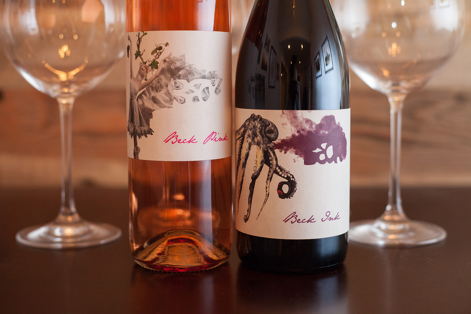 Wines of Judith Beck ©Kevin Day/Opening a Bottle