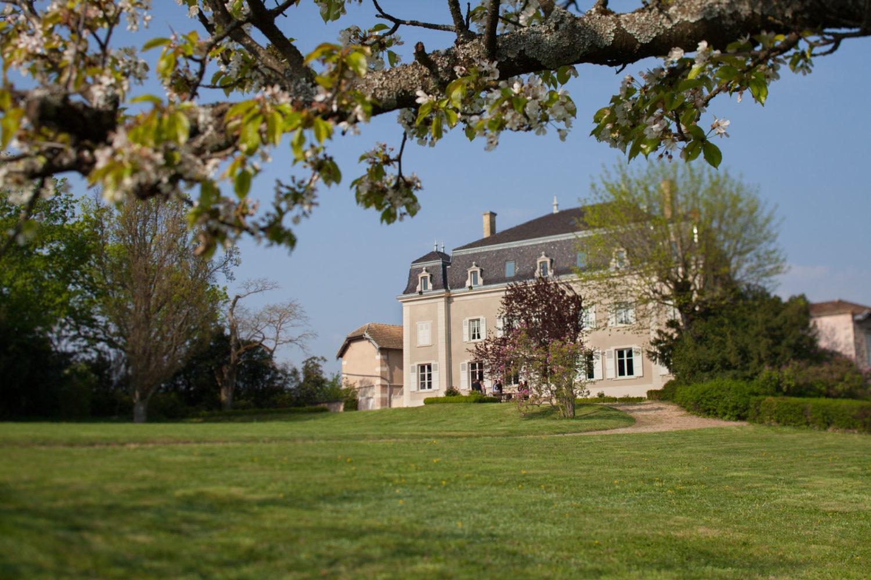 Château du Moulin-à-Vent, ©Kevin Day / Opening a Bottle