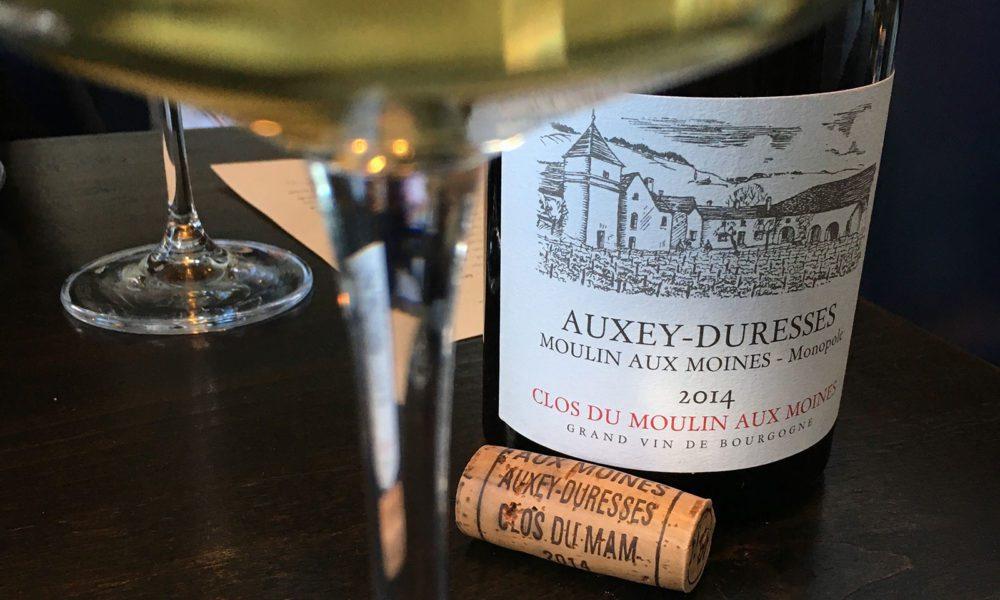 """2014 Clos du Moulin Aux Moines Auxey-Duresses """"Moulin aux Moines"""" Blanc"""