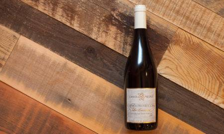 "2014 Charly Nicolle ""Les Fourneaux"" Premier Cru Chablis ©Kevin Day/Opening a Bottle"