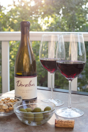2013 Donelan Wines Cuvée Moriah ©Kevin Day/Opening a Bottle
