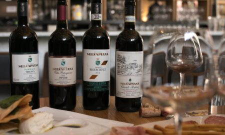 The wines of Selvapiana, Chianti Rufina. ©Kevin Day/Opening a Bottle