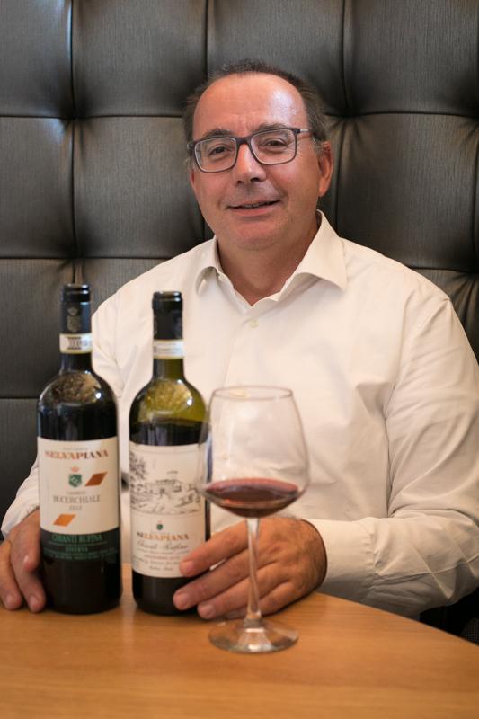 Federico Giuntini Masseti. ©Kevin Day / Opening a Bottle