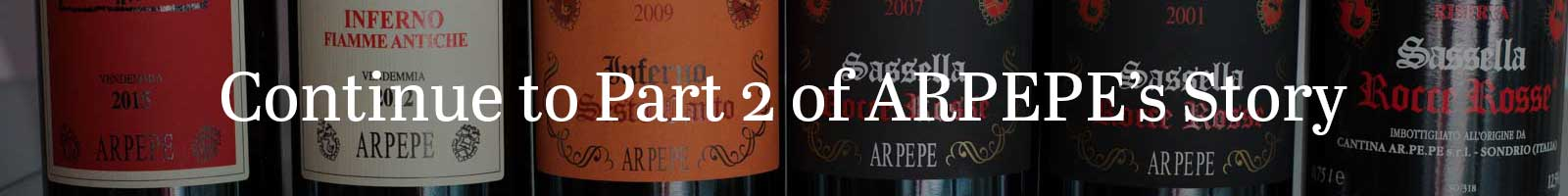 Part 2 of ARPEPE story on Opening a Bottle