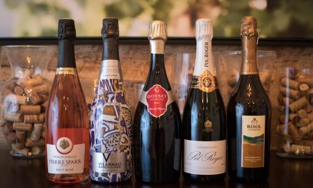 Sparkling wines for New Years Eve as recommended by Kevin Day of Opening a Bottle