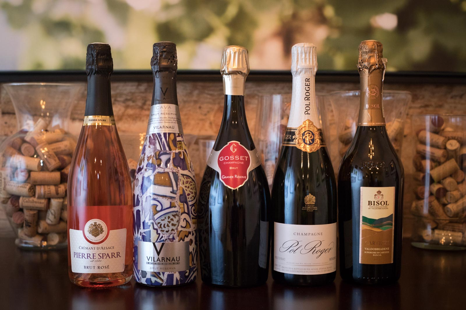 Prosecco, Cava or Champagne for New Years Eve?