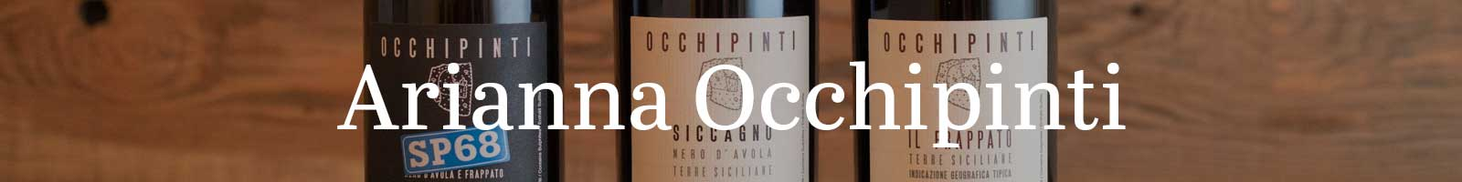 Essential Winemaker of Italy: Arianna Occhipinti