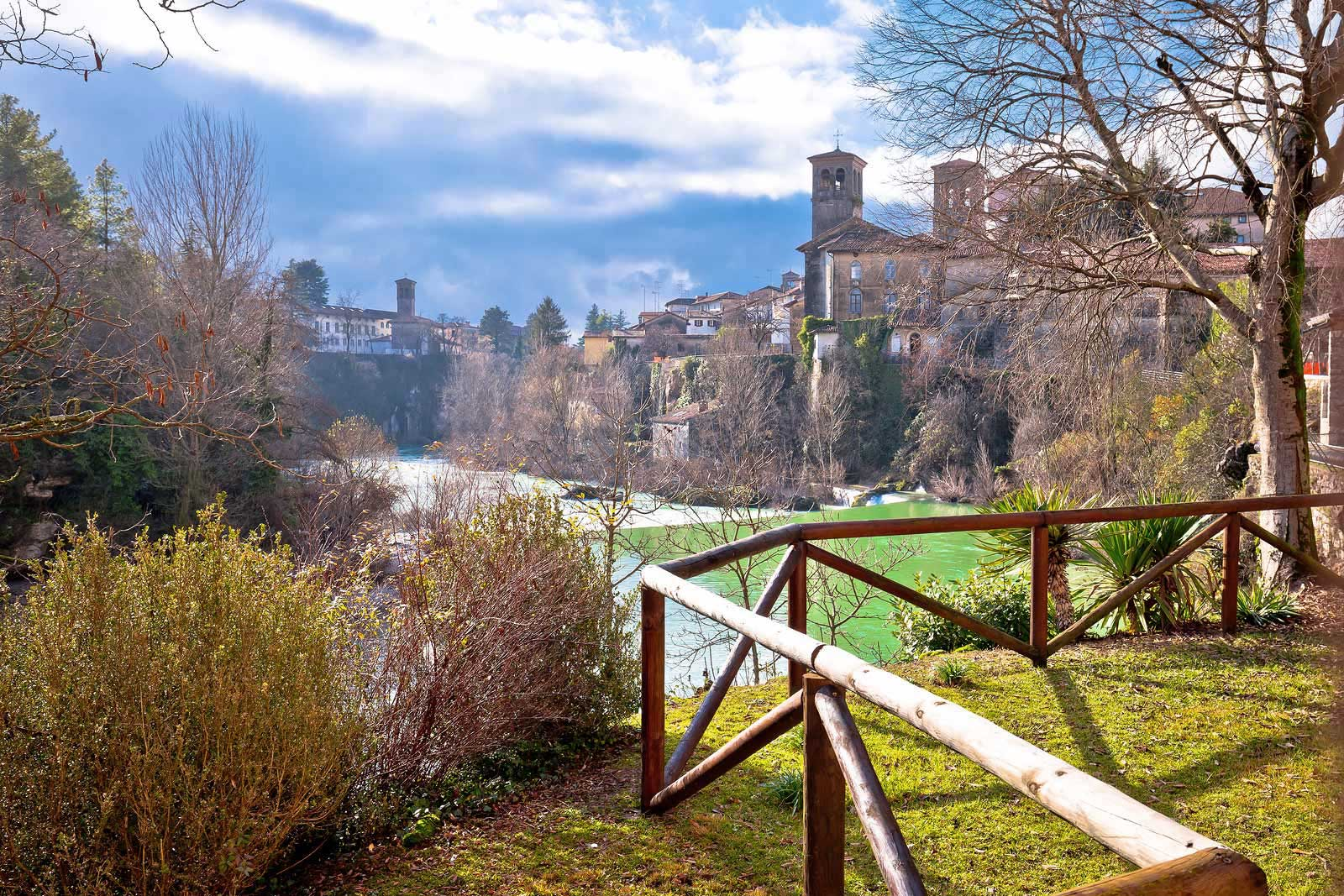 The city of Cividale del Friuli was founded by Julius Caesar and called Forum Iulii (Julius' Forum). Many of his legionnaires retired in the area and established vineyards. Today, Cividale del Friuli is surrounded by the Friuli Colli Orientali DOC.