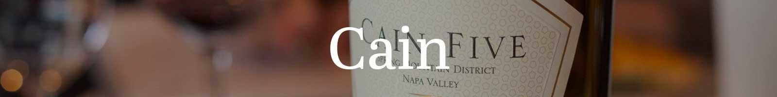 Essential Winemakers of California - Cain