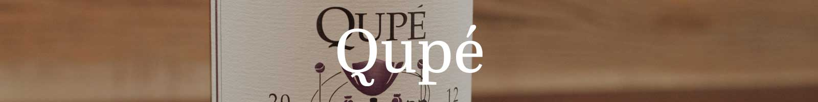 Essential Winemakers of California - Qupé