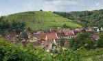 The village of Katzenthal in Alsace, France. ©Kevin Day/Opening a Bottle