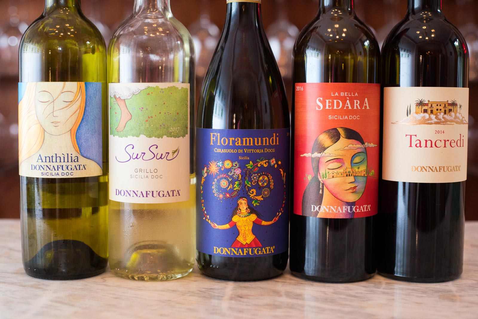 The wines of Donnafugata: Essential Winemaker of Italy