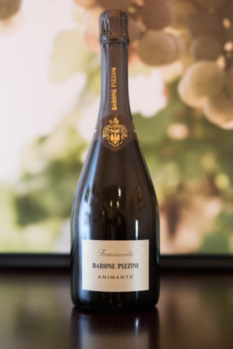"""NV Barone Pizzini """"Animante"""" Franciacorta Brut ©Kevin Day/Opening a Bottle"""