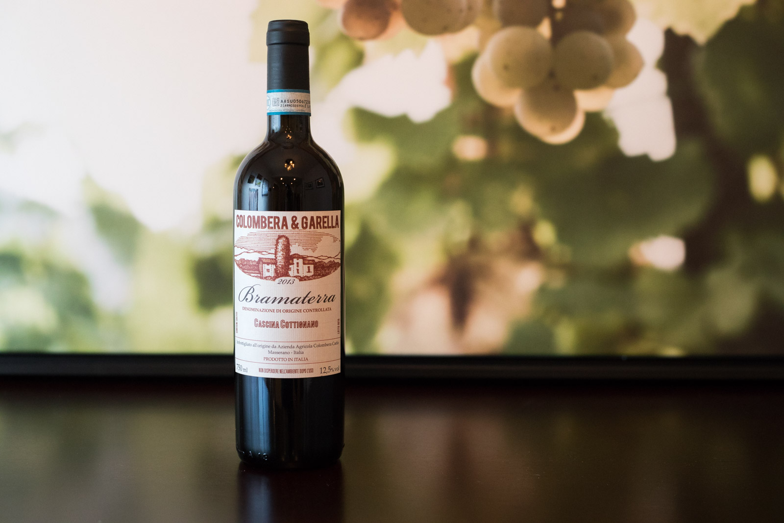 "2013 Colombera & Garella ""Cascina Cottognano"" Bramaterra ©Kevin Day/Opening a Bottle"