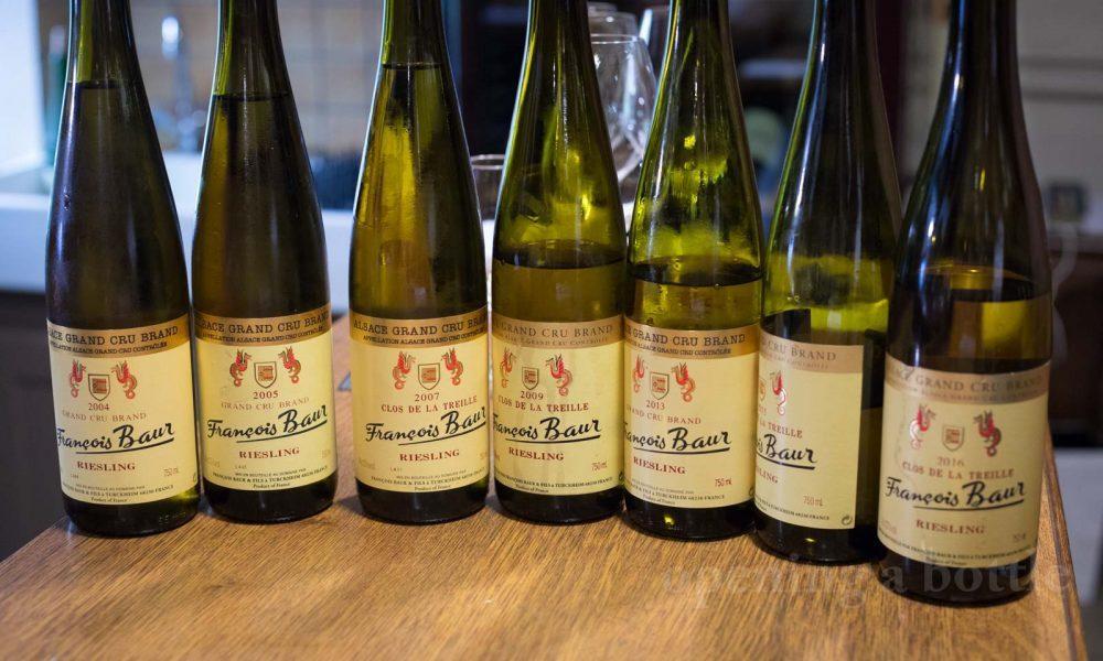 François Baur wines ©Kevin Day/Opening a Bottle