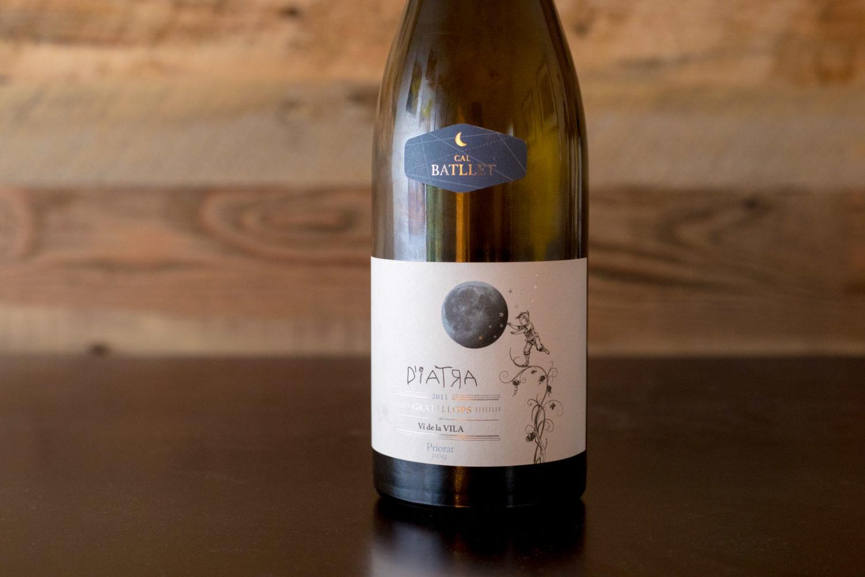 "2011 Cellers Ripoll Sans Cal Batlett Vi de la Vila ""D'Iatra"" Priorat ©Kevin Day/Opening a Bottle"