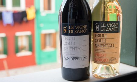 Wines of Le Vigne di Zamo' ©Kevin Day/Opening a Bottle