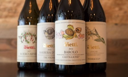 The wines of Vietti of Barolo DOCG. ©Kevin Day/Opening a Bottle