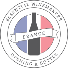 Opening a Bottle Essential Winemakers: France