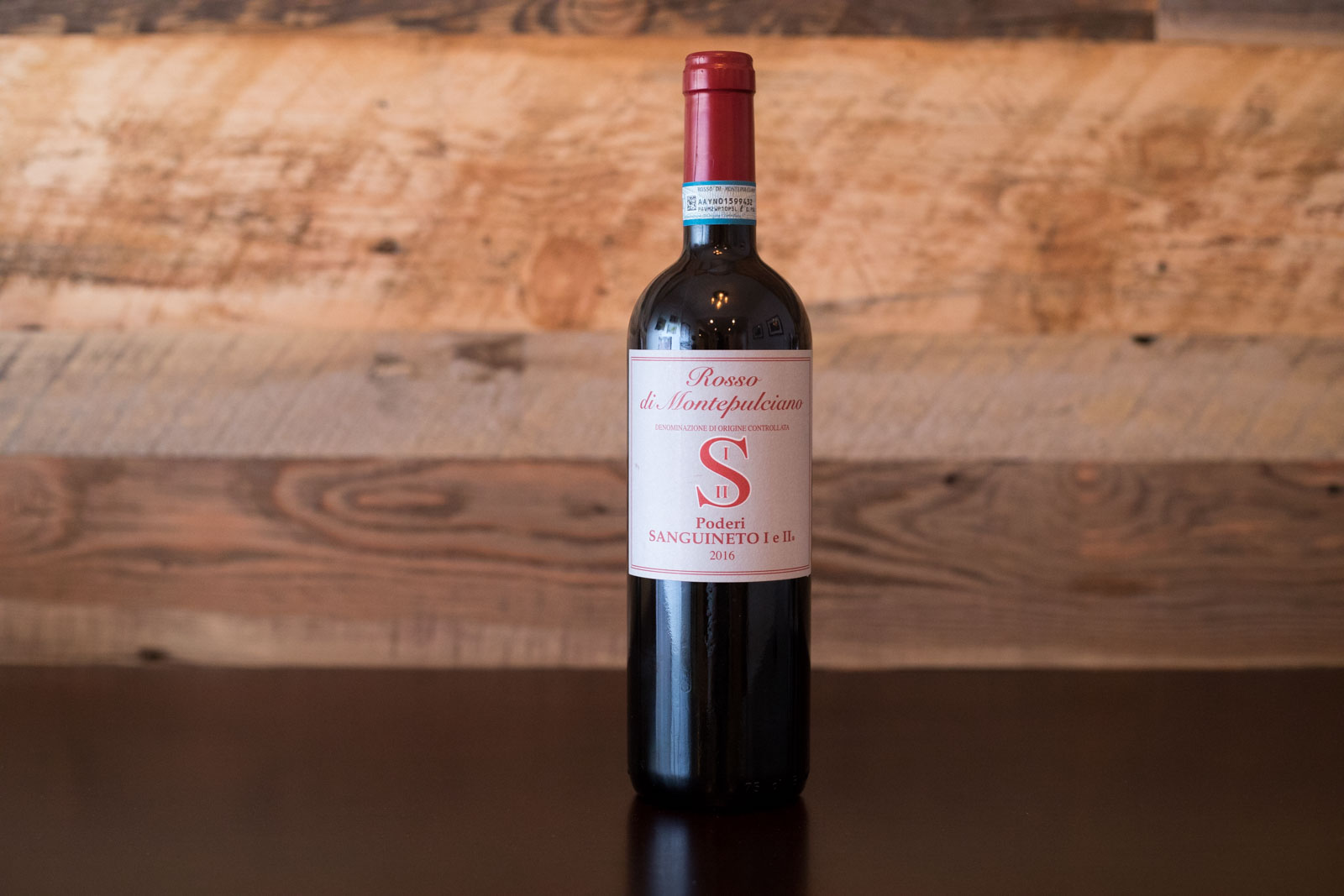 2016 Poderi Sanguineto I & II Rosso di Montepulciano ©Kevin Day/Opening a Bottle
