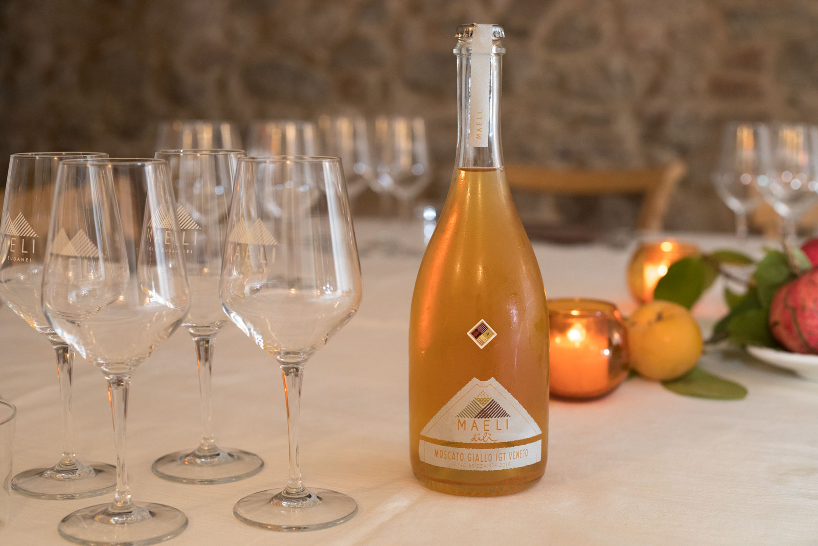 """Maeli """"Dili"""" Moscato Giallo Veneto IGT ©Kevin Day/Opening a Bottle"""