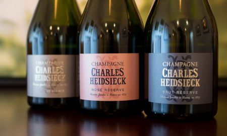 The Champagne wines of Charles Heidsieck ©Kevin Day/Opening a Bottle